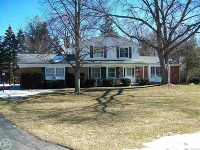 191 Birch Hill, Oakland Twp, MI 48306 - MLS#: 58031342469