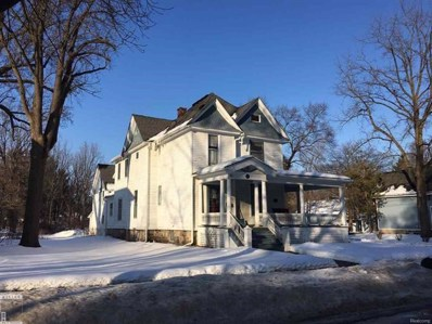 180 Church, Romeo Vlg, MI 48065 - MLS#: 58031342490