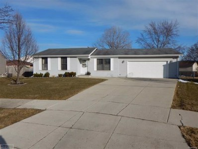 48906 Nicole, Chesterfield Twp, MI 48051 - MLS#: 58031342572