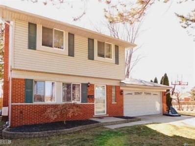 12816 Kinlock, Sterling Heights, MI 48312 - MLS#: 58031342582