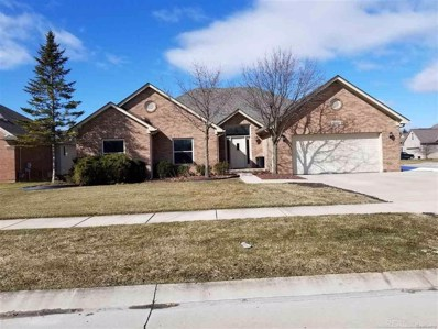 53361 Zachary, Chesterfield Twp, MI 48047 - MLS#: 58031342849