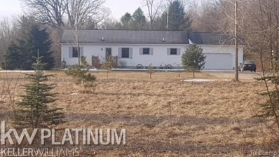 6141 Metcalf, Clyde Twp, MI 48049 - MLS#: 58031342896