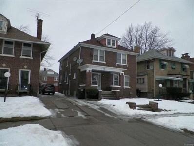 2034 Glynn, Detroit, MI 48206 - MLS#: 58031342930