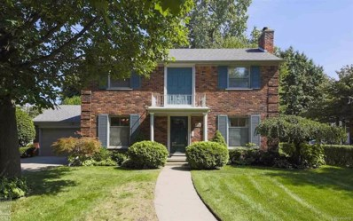 1170 Devonshire Rd, Grosse Pointe Park, MI 48230 - MLS#: 58031343054