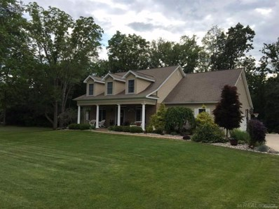 4864 Indian Creek Dr, Spring Arbor Twp, MI 49201 - MLS#: 58031343368