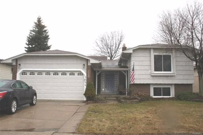 1666 Woodgate Dr, Troy, MI 48083 - MLS#: 58031343433