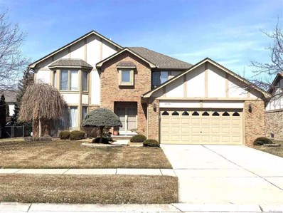 16761 Kenneth, Macomb Twp, MI 48044 - MLS#: 58031343552