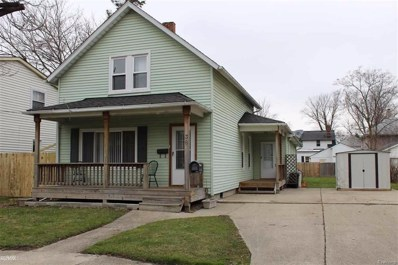 36 Gallup, Mount Clemens, MI 48043 - MLS#: 58031343658