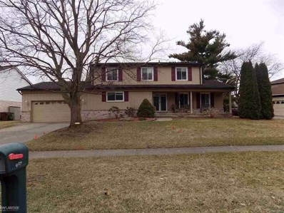 54854 Blue Cloud, Shelby Twp, MI 48315 - MLS#: 58031343750