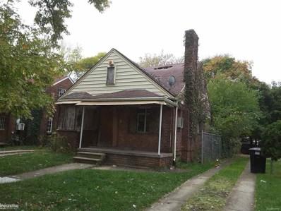 17591 Shaftsbury, Detroit, MI 48219 - MLS#: 58031343788