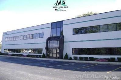 8344 Hall UNIT SUITE 2>, Utica, MI 48317 - MLS#: 58031343797