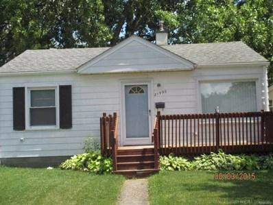 21930 Cunningham, Warren, MI 48091 - MLS#: 58031343964