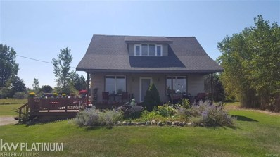5965 Metcalf, Clyde Twp, MI 48049 - MLS#: 58031343981
