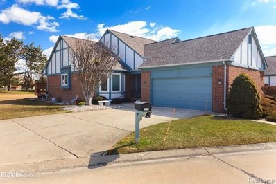 15577 Roxbury Circle, Macomb Twp, MI 48044 - MLS#: 58031344060
