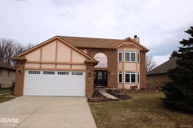 53062 Ridgewood, Chesterfield Twp, MI 48051 - MLS#: 58031344122