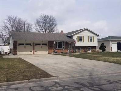 90 Wauketa Ave, East China Twp, MI 48054 - MLS#: 58031344256