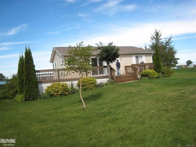 8630 Middle Channel, Clay Twp, MI 48028 - MLS#: 58031344342