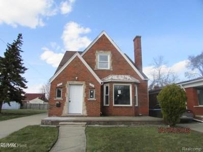 14041 Fairmount, Detroit, MI 48205 - MLS#: 58031344566
