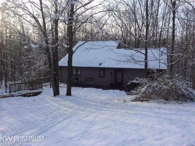 6275 Burns Line, Worth Twp, MI 48422 - MLS#: 58031344655