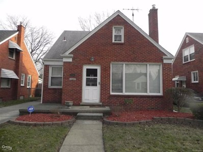 20862 Hunt Club, Harper Woods, MI 48225 - MLS#: 58031344799
