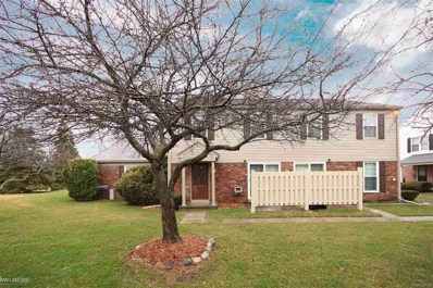 44554 N Bunker Hill, Clinton Twp, MI 48038 - MLS#: 58031344843