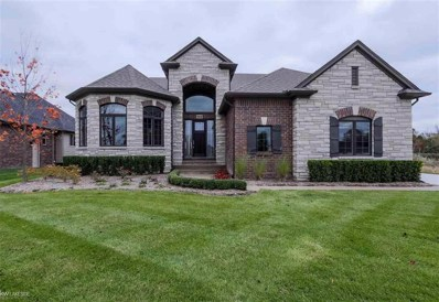 54630 Deadwood Lane, Shelby Twp, MI 48317 - MLS#: 58031344961