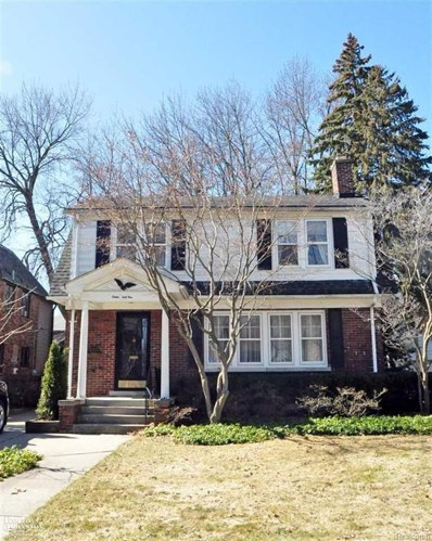 1363 Grayton St, Grosse Pointe Park, MI 48230 - MLS#: 58031344984