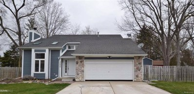 26675 Coleridge St, Harrison Twp, MI 48045 - MLS#: 58031345008