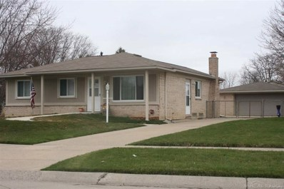 17701 Koogler, Clinton Twp, MI 48038 - MLS#: 58031345017