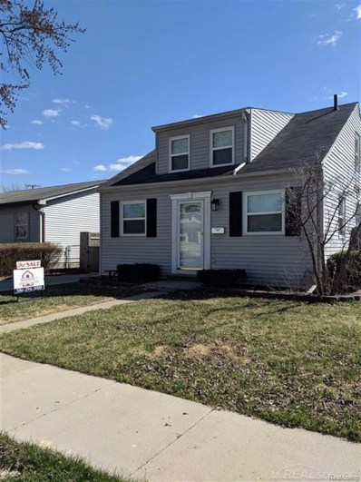 22424 Hanson, St. Clair Shores, MI 48080 - MLS#: 58031345223