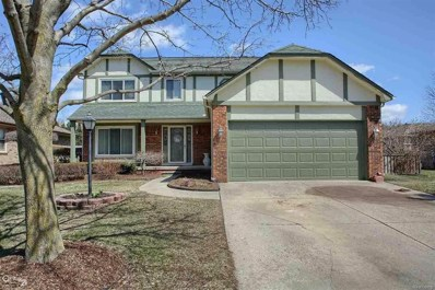 53420 Bryce Ct, New Baltimore, MI 48047 - MLS#: 58031345263