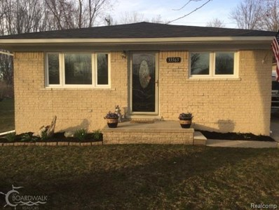 33563 Meldrum, Chesterfield Twp, MI 48047 - MLS#: 58031345326