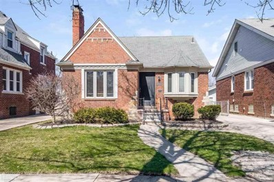 458 Calvin, Grosse Pointe Farms, MI 48236 - MLS#: 58031345355