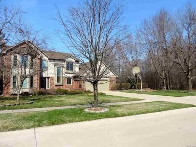 41747 Red Oak, Sterling Heights, MI 48314 - MLS#: 58031345419