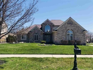 47290 Woodberry Estates UNIT 69, Macomb Twp, MI 48044 - MLS#: 58031345496