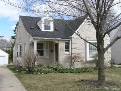 1022 Roslyn, Grosse Pointe Woods, MI 48236 - MLS#: 58031345561