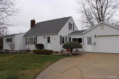 1504 Fred W Moore, St Clair, MI 48079 - MLS#: 58031345579