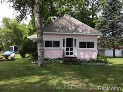 7692 Lakeview, Worth Twp, MI 48450 - MLS#: 58031345604