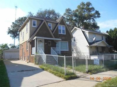 20841 Mendota Avenue, Royal Oak Twp, MI 48220 - MLS#: 58031345622