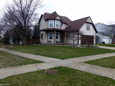 763 Woodleigh Way, Oxford, MI 48371 - MLS#: 58031345650