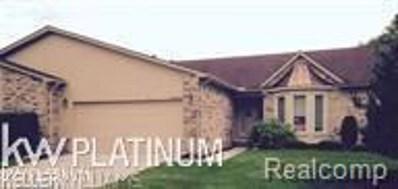 19034 Fortuna Drive UNIT Buildin>, Clinton Twp, MI 48038 - MLS#: 58031345865