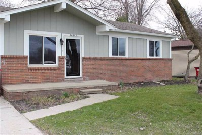 38373 Cherry Ln, Harrison Twp, MI 48045 - MLS#: 58031345891