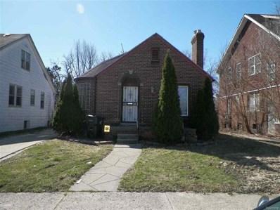 13042 Hampshire, Detroit, MI 48213 - MLS#: 58031346076