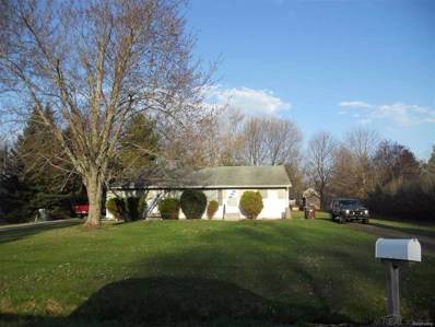 Harry St, Shelby Twp, MI 48317 - MLS#: 58031346104