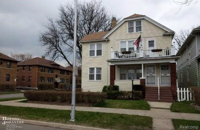 1264 Maryland, Grosse Pointe Park, MI 48230 - MLS#: 58031346148