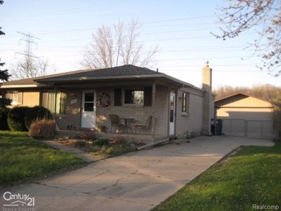 12867 De Cook Dr, Sterling Heights, MI 48313 - MLS#: 58031346258