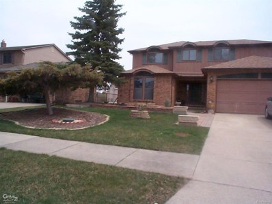 37172 Evergreen, Sterling Heights, MI 48310 - MLS#: 58031346303