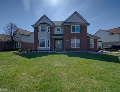 39044 Canterbury, Harrison Twp, MI 48045 - MLS#: 58031346391