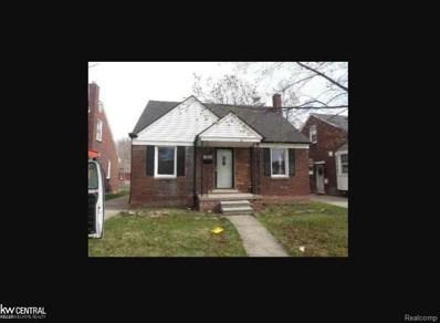11846 Beaconsfield, Detroit, MI 48224 - MLS#: 58031346417