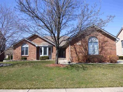 13975 Glenwood Dr, Shelby Twp, MI 48315 - MLS#: 58031346430